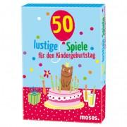 50 leuke spelletjes voor kinderverjaardagen