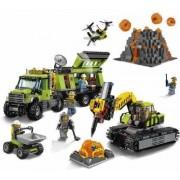 Vulkan - utforskningsbil (Lego 60121 City)