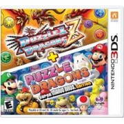 Puzzle And Dragons Z Plus Puzzle And Dragons Super Mario Bros Nintendo 3DS