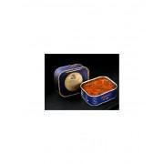 Ventresca de atún rojo de Barbate en aceite de oliva. 320 gr. Azul