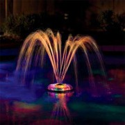 Hot Tub & Spa AquaGlow Light Show & Fountain from Game