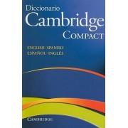 Diccionario Bilingue Cambridge Spanish-English Paperback Compact Edition by Cambridge University Press