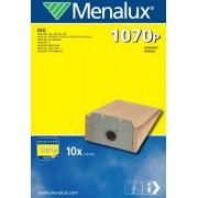 Menalux 1070 P Sacchetti per aspirapolvere, 10 pezzi