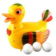 SJC Egg Laying Duck Bump Baby Toys for kids...