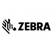Zebra 5555BK - Ribbon in cera/resina di colore nero, formato 110 mm. x 30 m.