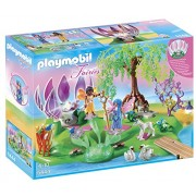 Playmobil Fairy Island with Jewel Fountain, Multi Color