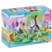 Playmobil Fairy Island with Jewel Fountain, Multi Color