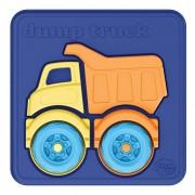 Green Toys pzdt-1161 Dump Truck 3d Puzzle