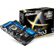 ASRock - Z97-PRO3 - Intel - 1150 - Z97 - Tip memorie DDR3 - Sloturi memorii 4 - Memorie maxima 32 GB - PCI Express 3.0 x16 - 3 x PCI Express 2.0 x1 - 2 x PCI X - Interfete SATA3 6 - Numar canale 7.1 - 5 x USB 3.0 - 4 x USB 2.0 - DVI - VGA - ATX - Nou
