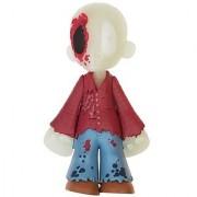 Glow-in-Dark Bloody Eye Walker: ~2.8 Walking Dead x Funko Mystery Minis Vinyl Mini-Figure Series #2