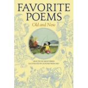 Favorite Poems, Old and New, Selected for Boys and Girls by Helen Josephine Ferris