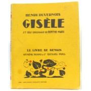 Gisèle 27 Bois Originaux De Berthe Marx