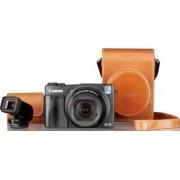 Aparat Foto Digital Canon PowerShot G1 X Mark II Premium Kit Negru