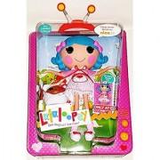 Mga Lalaloopsy Limited Edition 12 Inch Tall Button Doll - Rosy Bumps N Bruises With Pet Boo-Boo Bear And Bonus Mini 3