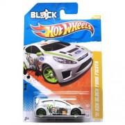 2011 Hot Wheels 11 Ken Block Ford Fiesta White #40/244