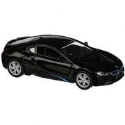 Kinsmart BMW i8 1:36 Scale Super Car Black
