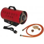 Perel Tools Astro-10 heteluchtkanon op gas. Vermogen 10,8 kw gaskanon