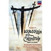 Ruggero Raimondi, Orchestra Sinfonica Della Provincia Di Bari, Piergiorgio Morandi - Pizzetti: Assassinio Nella Cattedrale (DVD)