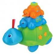 Ks Kids Zenélő teknős parádé