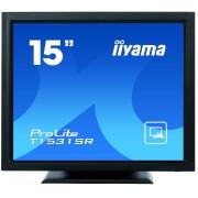 iiyama ProLite T1531SR-B3 15' Resistive Touch, 1024x768, DVI