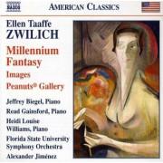 E. Zwlich - Millenium Fantasy/ Images (0636943965627) (1 CD)