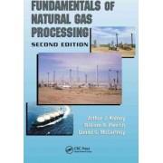 Fundamentals of Natural Gas Processing by Arthur J. Kidnay