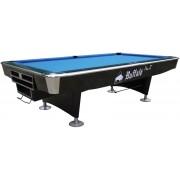 Pro II black zsebes pool biliárd asztal 9ft