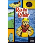 Race on the River by Scott Nickel
