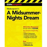 A Midsummer Night's Dream: Complete Study Edition by William Shakespeare