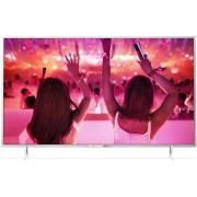 Televizor LED Philips 40PFS5501, android tv, Full HD, smart, USB, HDMI, 40 inch, DVB-T2/C/S2, argintiu