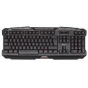 Tastatura Gaming Iluminata TRUST GXT 280 Negru