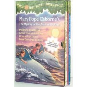 Mary Pope Osborne's the Mystery of the Ancient Riddles by Mary Pope Osborne