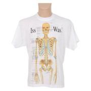 "T-Shirt ""Skelett"", Gr. XXL"
