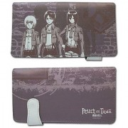 Great Eastern Entertainment Attack On Titan - Wall Maria Wallet