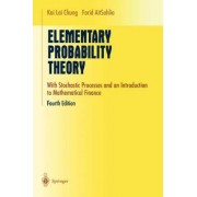 Elementary Probability Theory by Kai Lai Chung