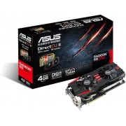 Asus Grafische kaart - 90YV05F0-M0NA00 VGA PCIe ATI R9290-DC2OC-4GD5