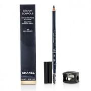 Crayon Sourcils Sculpting Eyebrow Pencil - # 60 Noir Cendre 1g/0.03oz Crayon Sourcils Оформящ Молив за Вежди - # 60 Черна Пепел