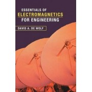 Essentials of Electromagnetics for Engineering by David A.De Wolf