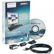 Vezeték nélküli adatgyűjtő adatlogger IP RJ45 Davis Instruments Weather Link® (672589)