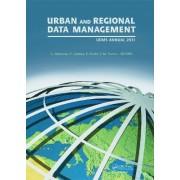 Urban and Regional Data Management by Sisi Zlatanova