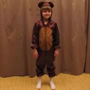 Costum ursulet - cod J021