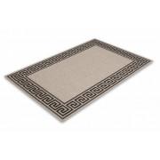 Lalee Finca Sisal Vloerkleed 160x230 Zilver 502