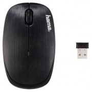 Mouse optic Hama AM-8000, Wireless (Negru)