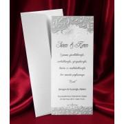 invitatii nunta cod 2544