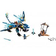 LEGO Dragonul lui Jay (70602)