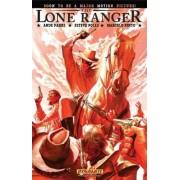 The Lone Ranger: Hard Country Volume 5 by Esteve Polls