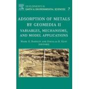 Adsorption of Metals by Geomedia II by Mark Barnett