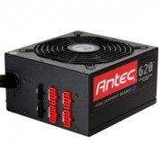 Sursa Antec High Current Gamer M 620W, semi-modulara, 80 Plus Bronze, PFC Activ, HCG-620M
