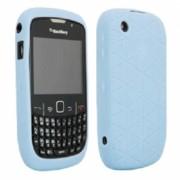 Husa Capac spate Albastru BLACKBERRY Curve 8520 Blackberry