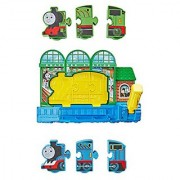 Fisher-Price My First Thomas the Train Engine Match Express